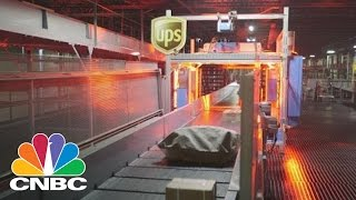 UPS United Parcel Service Horror