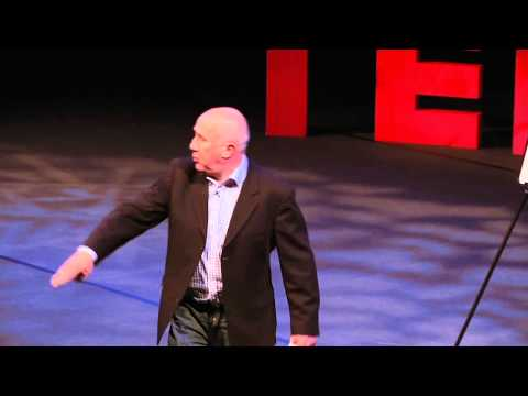 The Salesman's Story: Geoff Burch at TEDxSalford