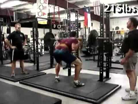 CrossFitters Are Strong