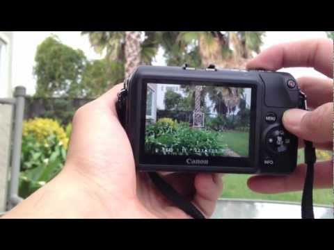 The Autofocus Speed of the Canon EOS M