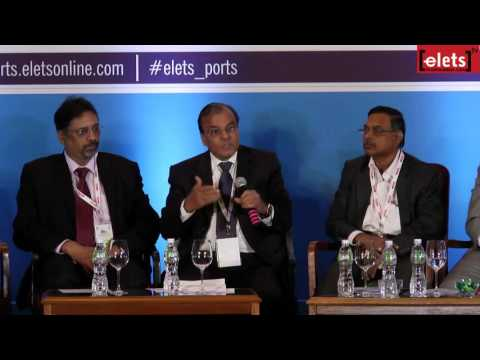 elets Ports Summit 2015 - Maritime Clusters: Ease of Doing Businesss... - Rajeev Sinha, Director...