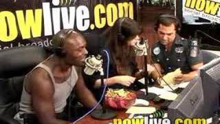 Heroes Star Jimmy Jean Louis On Nowlive Com 10 1 2007