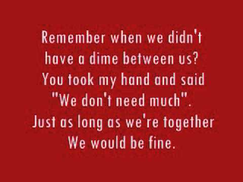 Tracy Lawrence - Sticks & Stones