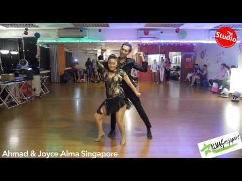 Ahmad & Joyce Alma Singapore