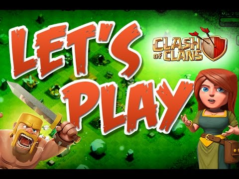 Clash of Clans Let's Play | Leveling up