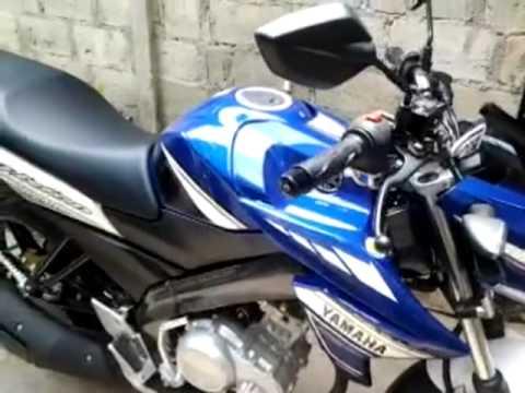 New yamaha vixion moto gp livery 2013