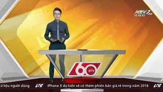 Phát hiện thi thể trương phình dưới kênh Năng. Chương trình 60 Giây, 18h30 ngày 22/03/2018