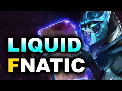 LIQUID vs FNATIC - TOP 3 MAJOR - ESL KATOWICE DOTA 2