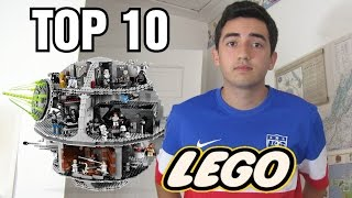 Top 10 Biggest LEGO Sets