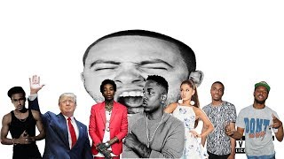 Celebrities Talk About Mac Miller (Kendrick Lamar, Wiz Khalifa, Ariana Grande, Donald Trump & more)