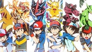 Pokemon「AMV」- Centuries