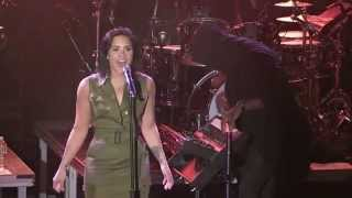 Demi Lovato - For you (live) FutureNow tour announcement