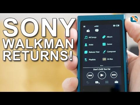 The Sony Walkman Returns #SonyWalkman