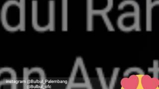 Nabila Abdul Rahim Bayan - Bacaan Ayat Kursi