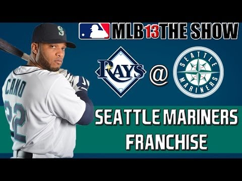 MLB 13 The Show Franchise Mode: Seattle Mariners - Taijuan Walker's Return [Y2G68 EP5]