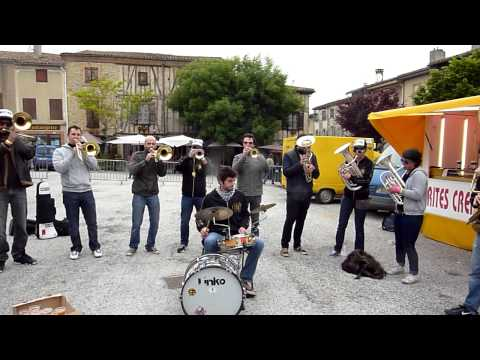 Nick'l Wab -2-  L'autan En Fanfare 2013 video