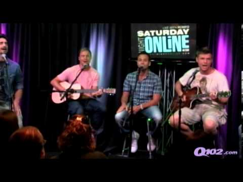 Backstreet Boys In A World Like This (acoustic) - Q102 video