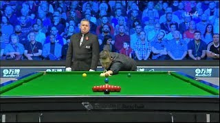 O'Sullivan v Wilson Final F18 2018 Champ of Champs