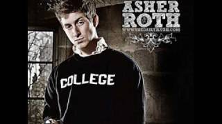 Asher Roth- I Love College (album version with lyrics)