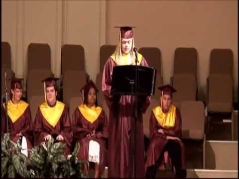 Trinity Christian Academy Graduation 2008, Part 3