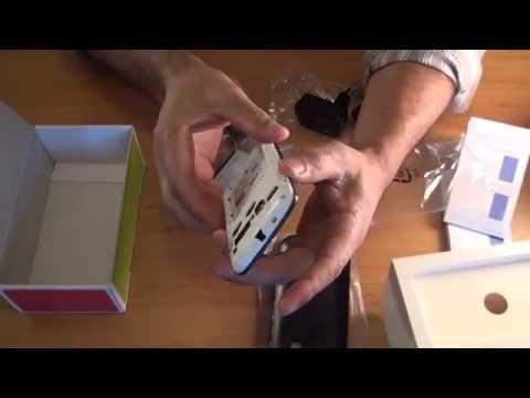 Unboxing: Smartphone ALCATEL OneTouch Pop C5.