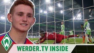 Wer ist Joshua Sargent & wo ist Werders Glück? | WERDER.TV Inside am Weltkindertag