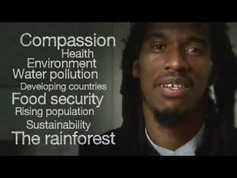 Benjamin Zephaniah: Why Veganism Is The Ultimate Protest Against Animal Exploitation