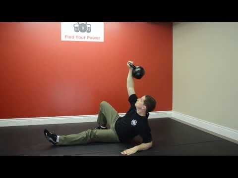 Slow Kettlebell Getups For Fast Gains Image 1