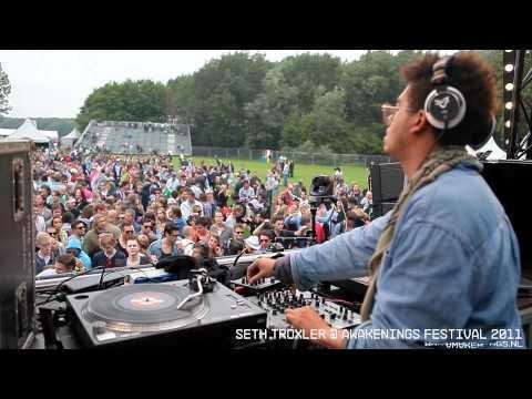 Seth Troxler @ Awakenings Festival 2011