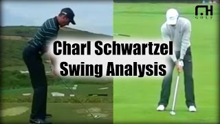 Charl Schwartzel: Swing Analysis