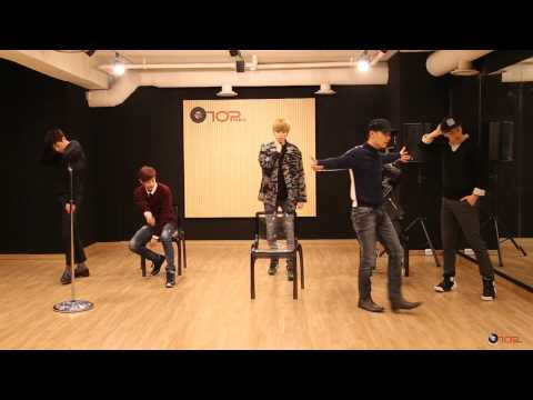 TEEN TOP(틴탑)_쉽지않아(Missing) 안무영상(Dance Practice Video)