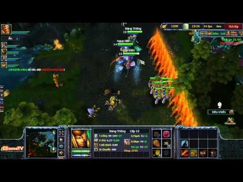 GameTV 3Q CH 3 – Chim Tap Bay vs Hoc Hac – BK 2 ngày 23-12-2012