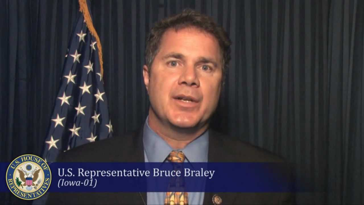 Bruce Braley Bruce Braley on Teacher