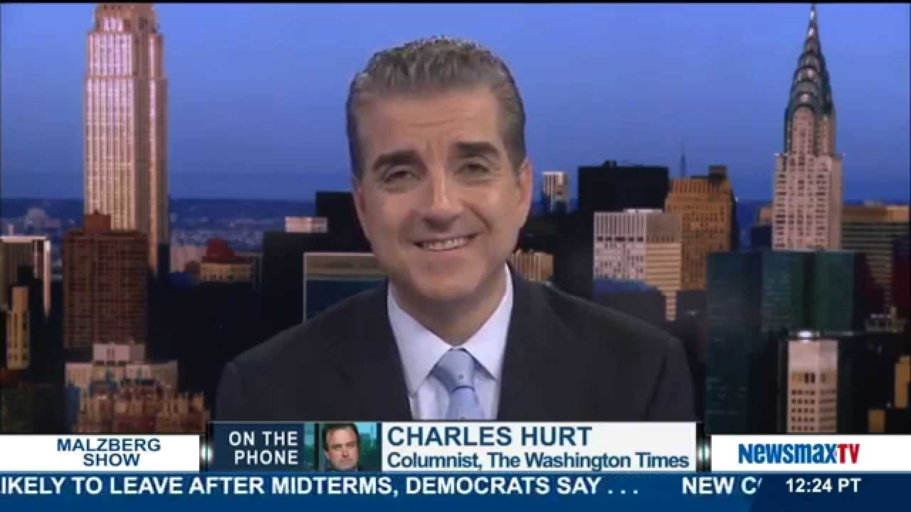 Malzberg | Charles Hurt columnist for The Washington Times ...