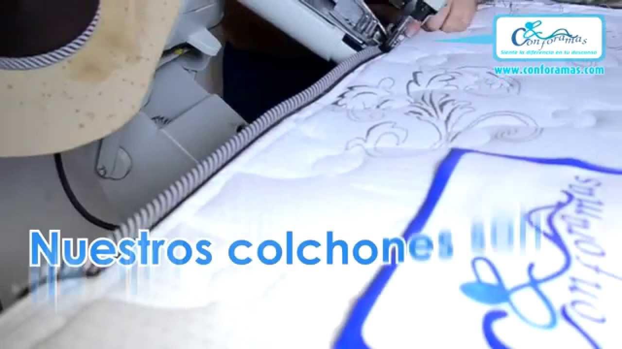 Colchones conforamas youtube for El rebajon de la ardilla