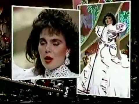 Bárbara Palacios, Miss Universo 1986