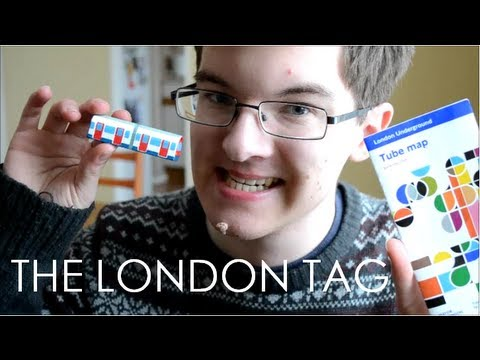 THE LONDON TAG | MENS EDITION