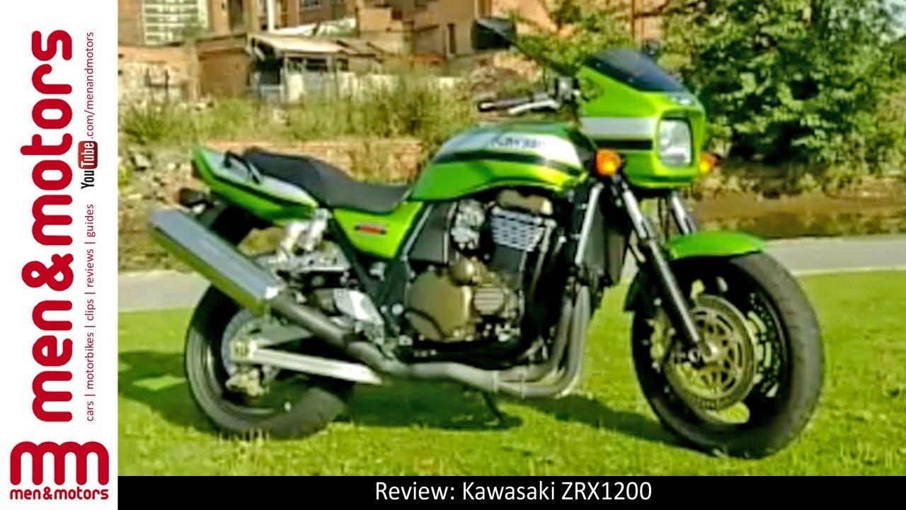 Kawasaki Zrx Colors
