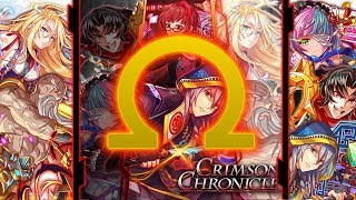 Crash Fever - Crimson Chronicle: Ghost of Loyalty (Omega)