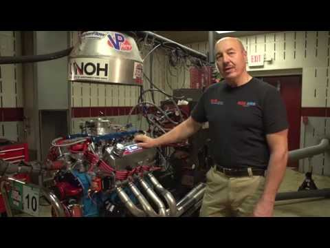 650-Horsepower Ford Cleveland by RCS Racing Engines, Amsoil Engine Masters Challenge 2014- 2014 EMC
