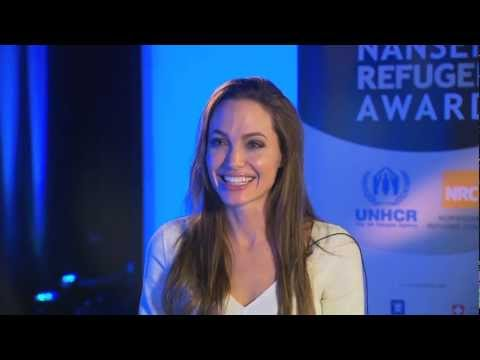 Goodwill Ambassador: Angelina Jolie Interviewed