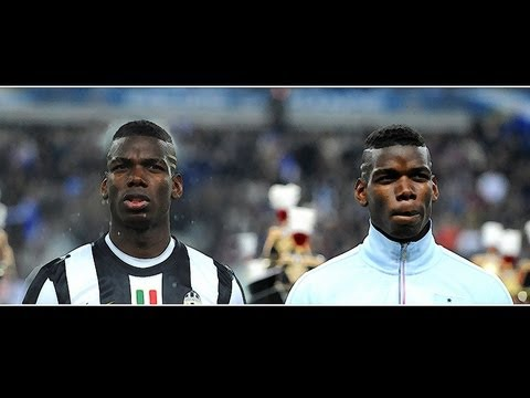 The Paul Pogba Film | First Year at Juve & France National Team HD