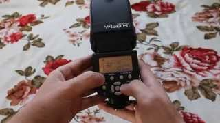 Not working Yongnuo YN-560 II (Video for the seller)