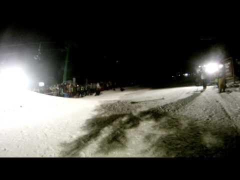 Bartek Rusin Burnin Snow