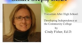 Transition After High School by Cindy Fisher, Ed.D.