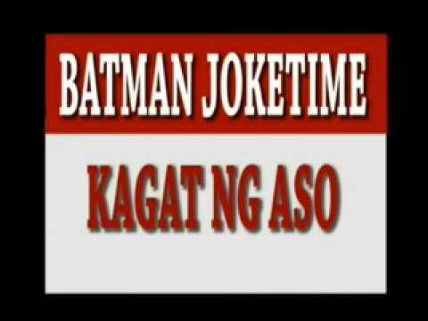 Batman Joketime New 2013  Kagat Ng Aso.wmv video