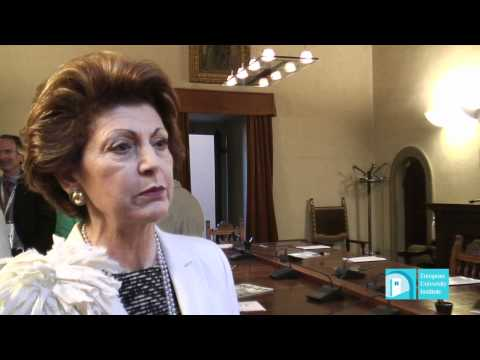 Androulla Vassiliou - Commissioner for Education, Culture and Youth