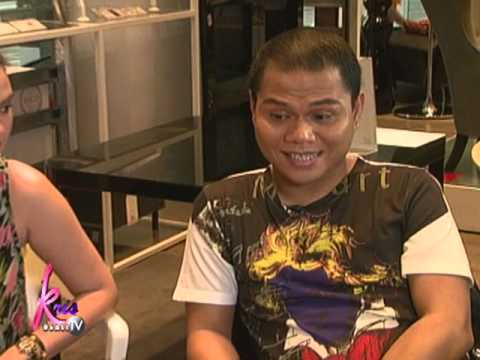 Kris, Angelica, Pooh try Chef JP Anglo's new restaurant
