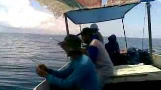 SFC Saltwater Fishing Trip - Rumpon at Badak - Kalimantan Timur