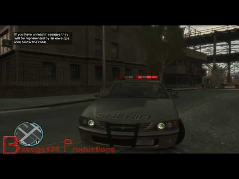 ELM(Emergency Light Mod) For GTA IV Police Car